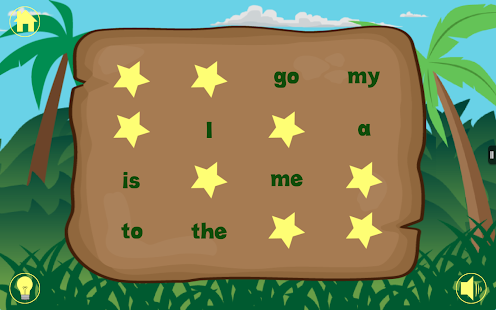 Kindergarten sight words free screenshot thumbnail