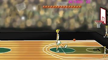 Screenshot of Bafoo Shooter Kicks