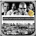 Black History Calender Classic