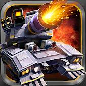 APK Game Battle Alert : War of Tanks for BB, BlackBerry