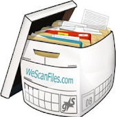 We Scan Files