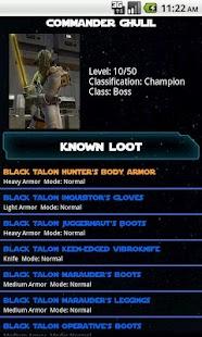 SWTOR Flashpoint Companion- screenshot thumbnail
