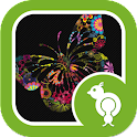 Go Locker Colorful Butterfly icon