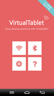 VirtualTablet Lite (S-Pen)- screenshot thumbnail