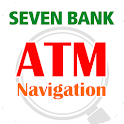 Japan ATM Navigation icon