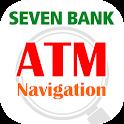 セブン銀行 ATMナビ icon