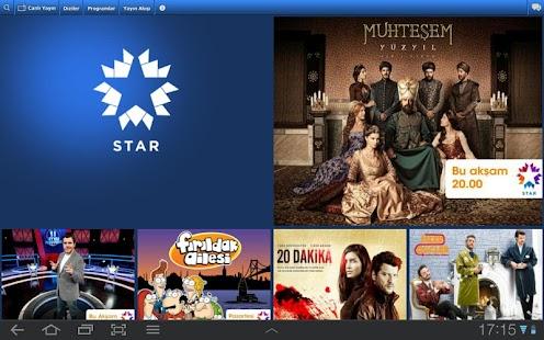 Star TV Tablet