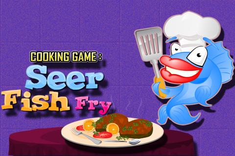 Cooking Game : Seer Fish Fry