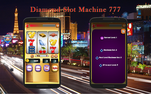 Diamond Slot Machine 777