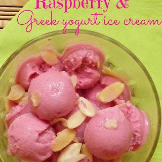 Greek Yogurt Ice Cream Recipes.