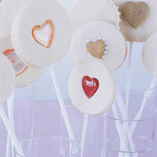 Valentine Heart Pops