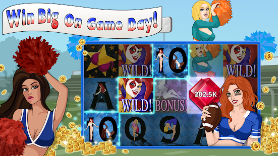 SEXY SLOTS:Slots with Hotties! - screenshot thumbnail