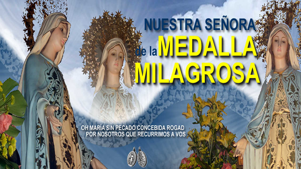 Novena a la Virgen Milagrosa - screenshot