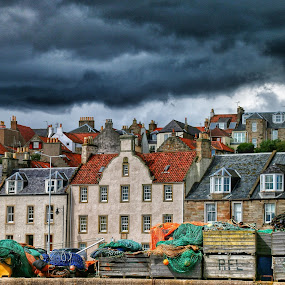 Pittenweem by Axel K. Böttcher - City,  Street & Park  Neighborhoods