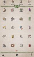 Screenshot of Reply 1994 dodol theme