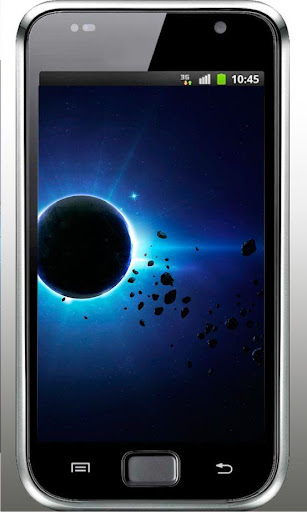 Stars Eclipse Live Wallpaper
