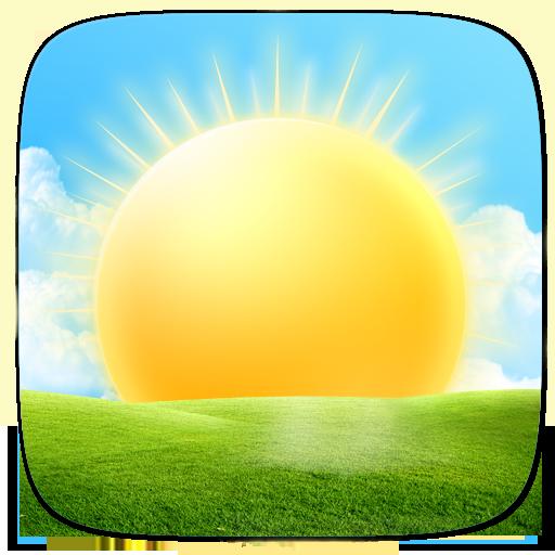 GO Weather EX Test 天氣 App LOGO-硬是要APP