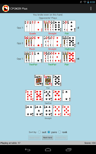 CPOKER Plus Chinese Poker
