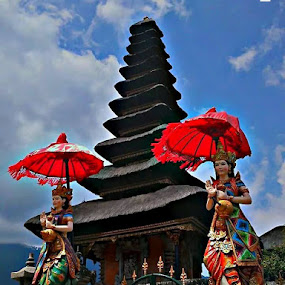 Temple by Merah Putih - Artistic Objects Antiques