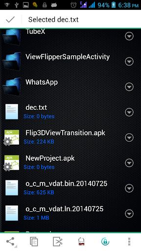 MH27 FileExplorer