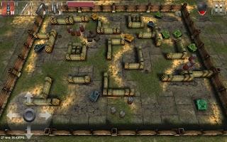 Screenshot of Fields of Glory Lite