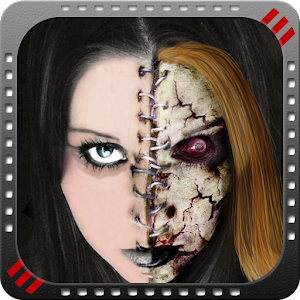 Zombie Face Booth