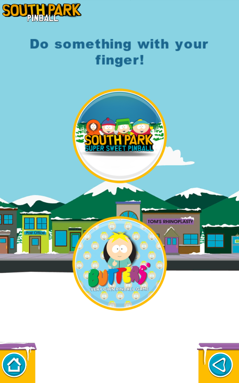 South Park™: Pinball screenshot #5