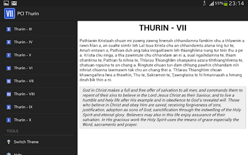 PCI Thurin- screenshot thumbnail