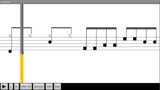 DrumFill by RTF- screenshot thumbnail