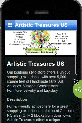 Artistic Treasures US
