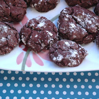 Super Chocolate Chocolaty Cookies