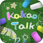 Kakaotalk theme-Color Chalk