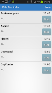 Pills Reminder screenshot