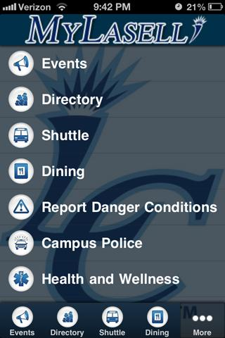 My Lasell - screenshot