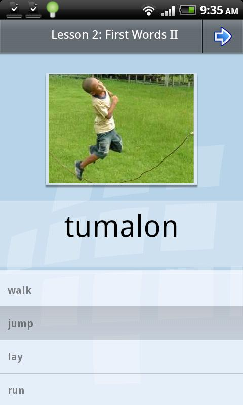 L-Lingo Learn Tagalog Pro- screenshot
