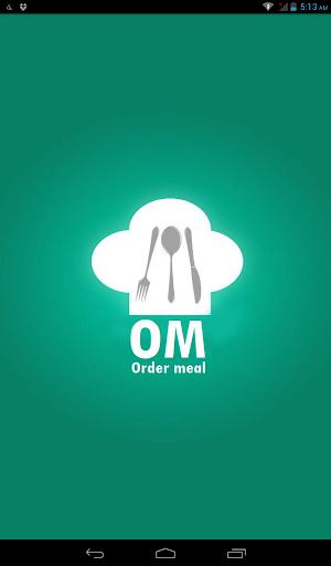 Order Meal