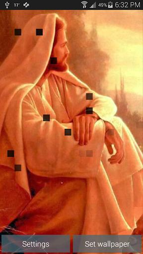 イエス·キリストライブ壁紙