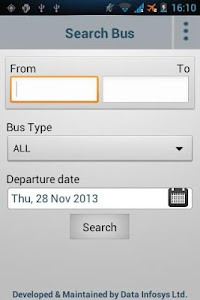 Bus Booking App v1.9