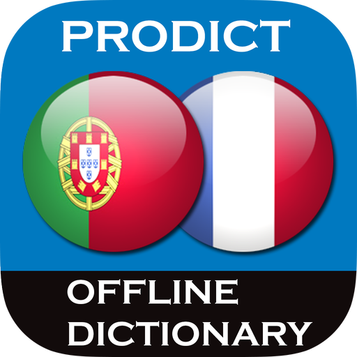 Portuguese French dictionary 教育 App LOGO-APP試玩