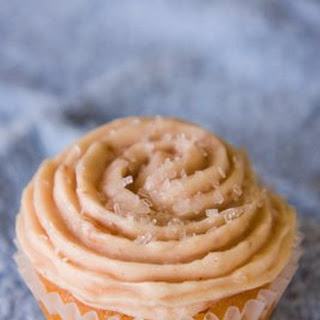 Prickly Pear Cupcakes