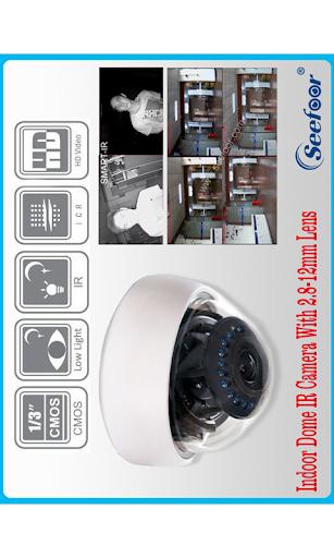 【免費書籍App】Seefoor Camera HD-APP點子