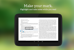 Screenshot of txtr ebooks