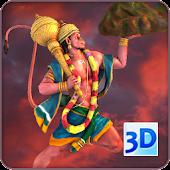 3D Hanuman Live Wallpaper