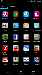 Luxx Icon Pack- screenshot thumbnail