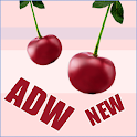 Cherries Theme for ADW icon