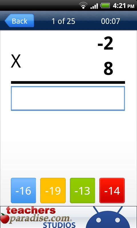 Math PRO for Kids- screenshot