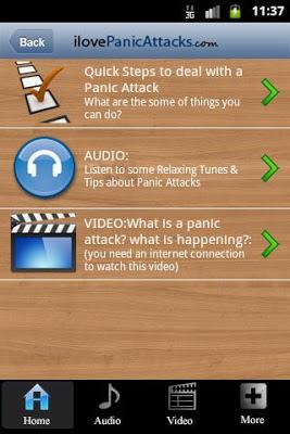 Panic Attacks? - screenshot