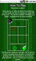 Screenshot of Pods Tennis Free