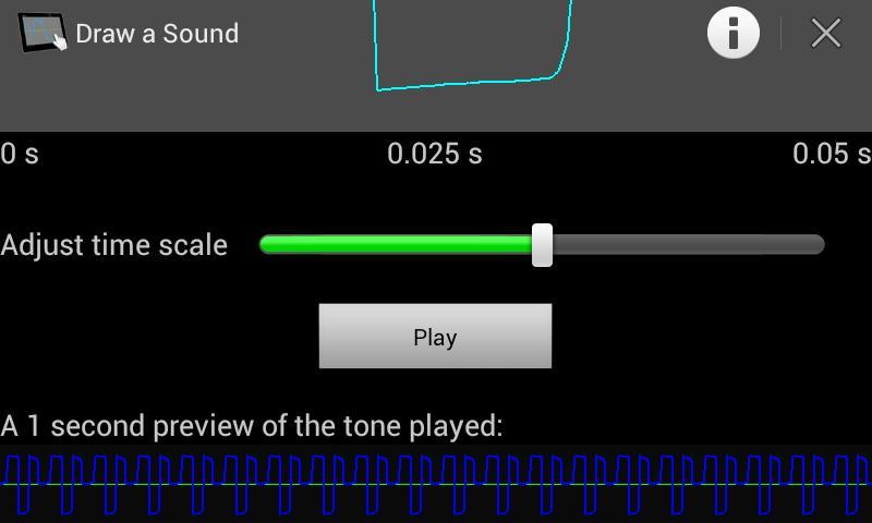 Draw a Sound- screenshot
