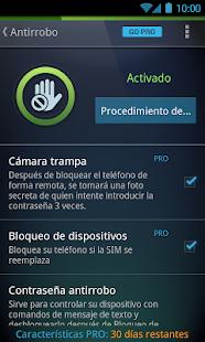 AntiVirus FREE: gratuito - screenshot thumbnail